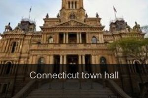 Connecticut Town hall